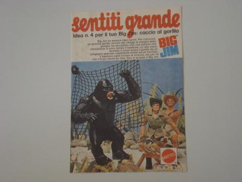 Pubblicità CACCIA AL GORILLA Gorill10
