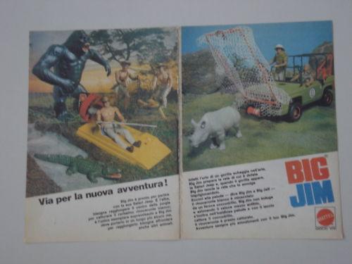 Pubblicità CACCIA AL GORILLA Gorill13