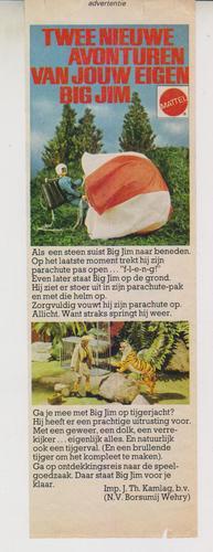 Pubblicità CACCIA ALLA TIGRE Tigre_15