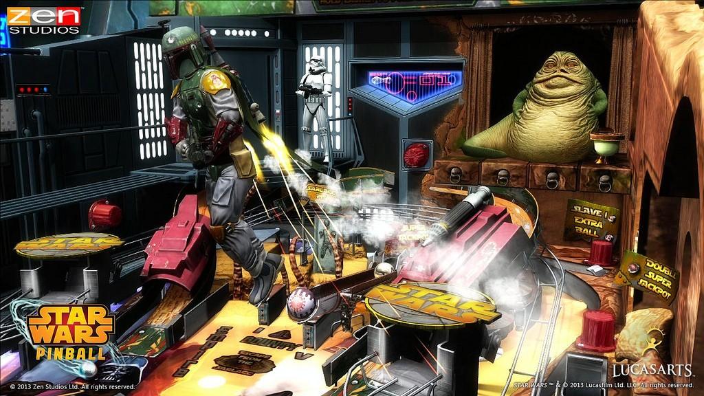 Star Wars Pinball Boba0111