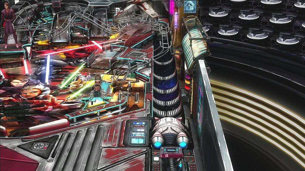 Star Wars Pinball Clonew11