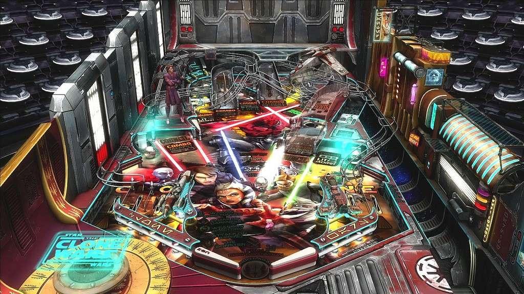 Star Wars Pinball Clonew12