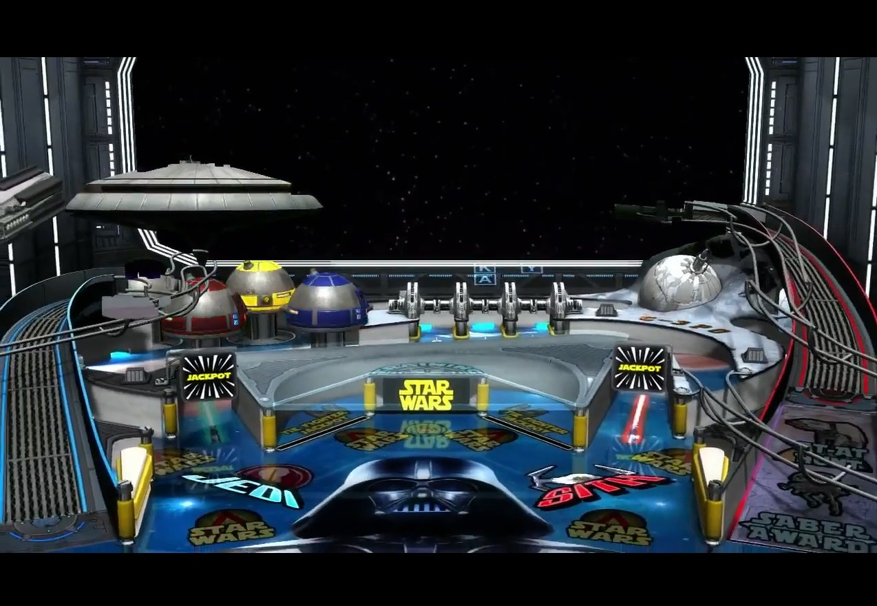 Nouvelle licence Lucasart : Star Wars Pinball Image111