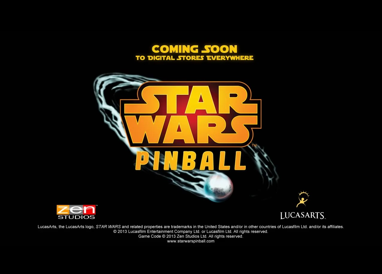 Nouvelle licence Lucasart : Star Wars Pinball Image610