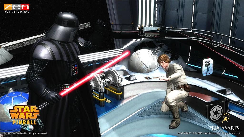Star Wars Pinball Strbac21