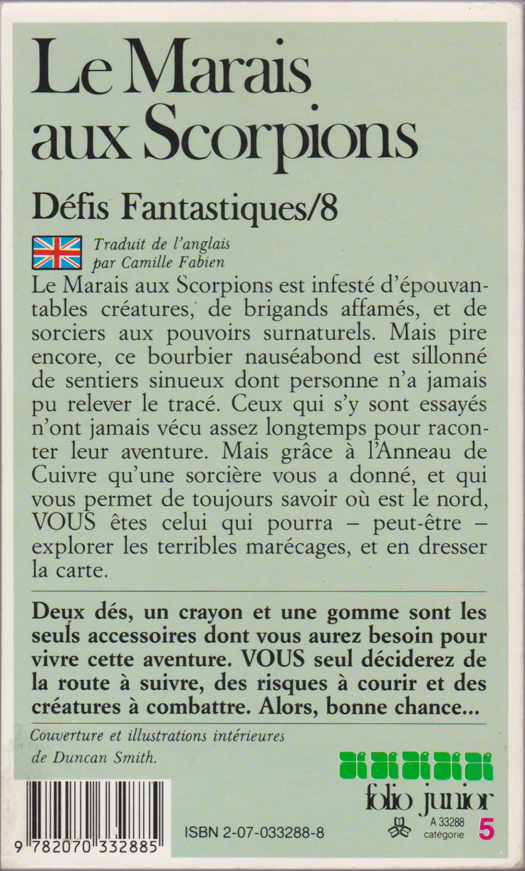 Catalogue bibliographique de la série Défis Fantastiques - Page 3 11573910