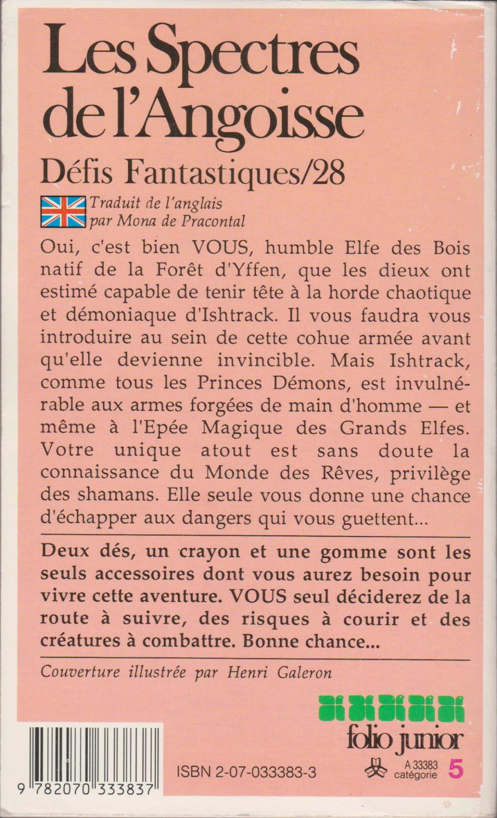 Catalogue bibliographique de la série Défis Fantastiques - Page 3 11574710