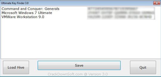 Ultimate Key Finder 3.0 - Ανακτά τα κλειδιά των προϊόντων σας 1177d610