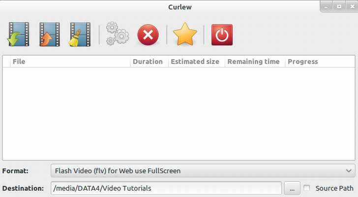 Curlew 0.2.5  Conver10
