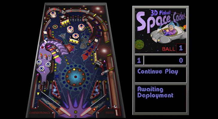 Microsoft Windows Pinball - Space Cadet 6.2 Build 9200 - Παίξτε Φλιπεράκι! Downlo13