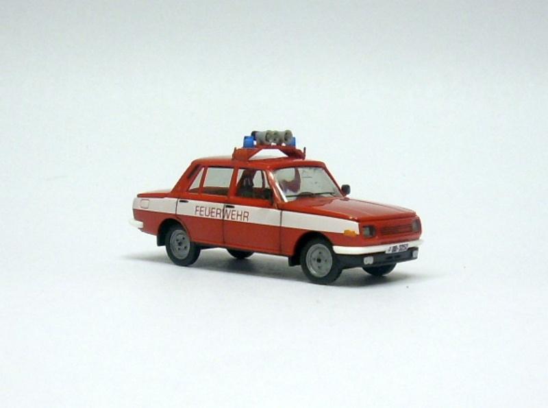 Wartburg - im Dienst der Feuerwehr Wartbu11