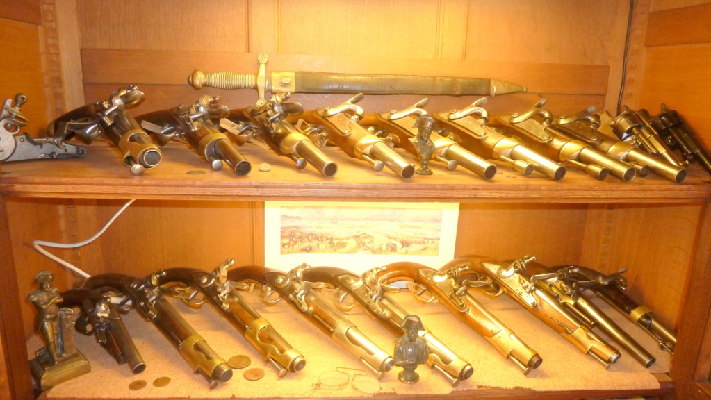 COLLECTION D'ARME ANCIENNE 00311