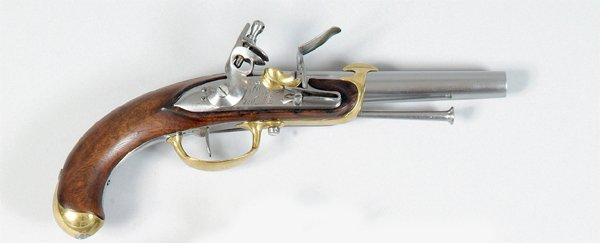 Recherche un pistolet de Marine 1779 comme cette photo Pistol15