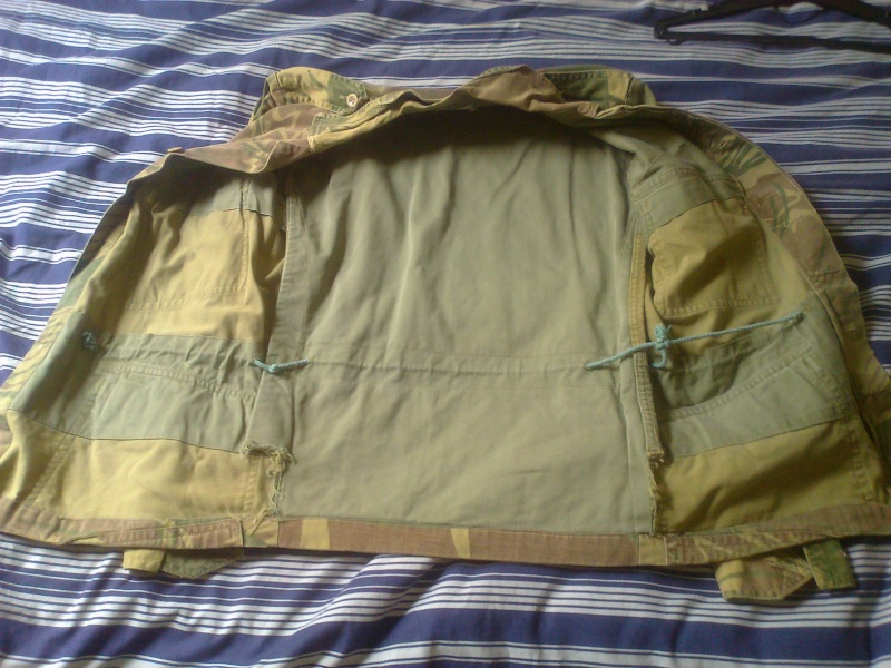 Tailored Camo Bush Jacket Photo115