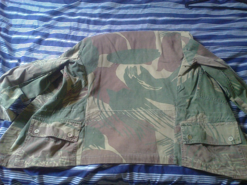 Tailored Camo Bush Jacket Photo118