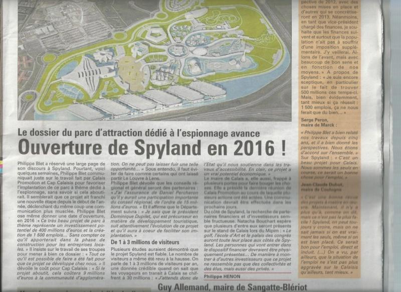 Spyland, le retour... En France? (2016) - Page 2 Spylan12