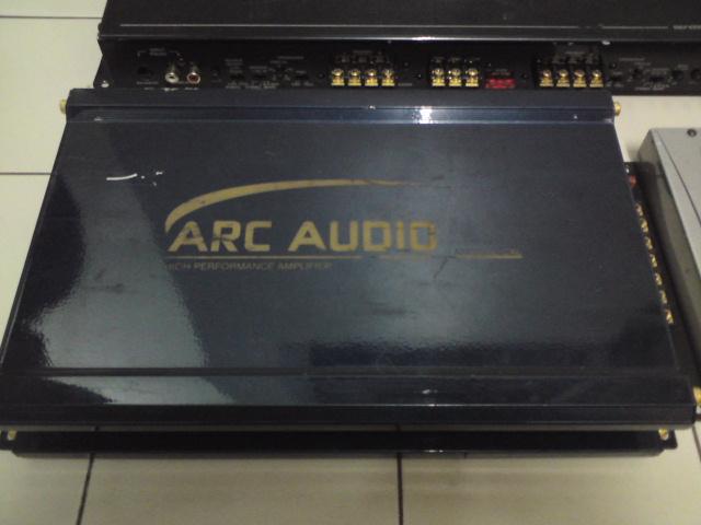 Arc Audio Amp (Sold) Dsc00837