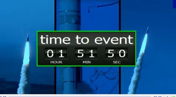 Lancement Ariane 5 ECA VA212 / Amazonas 3 + Azerspace - 7 février 2013 Captur17