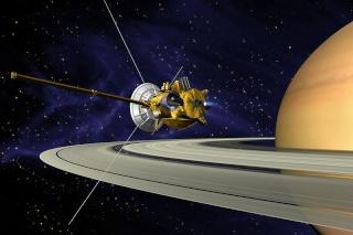 Les sondes spatiales en activité et en développement Cassin10