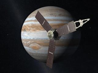 Les sondes spatiales en activité et en développement Juno10