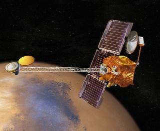Les sondes spatiales en activité et en développement Mars_o10
