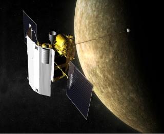 Les sondes spatiales en activité et en développement Messen10