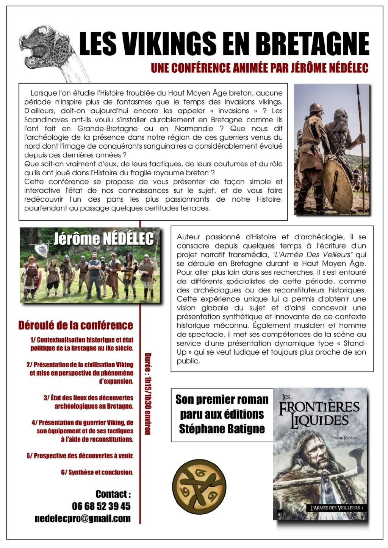 La Mêlée du Bout du Monde - 11 et 12 Mai 2019 à Landévennec - Page 3 Confzo10