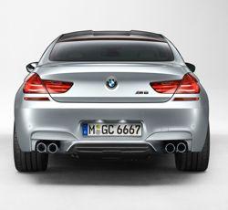 BMW M6 Gran Coupé : un cocktail détonant C9ce7010