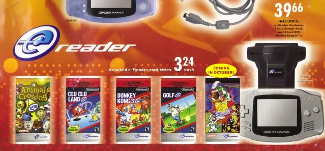[DOSSIER] Nintendo e-reader Ereade19