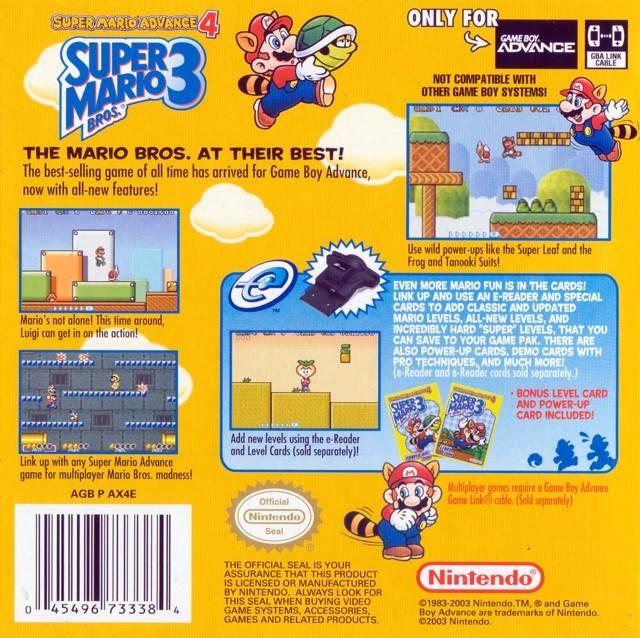 [DOSSIER] Nintendo e-reader Mario310