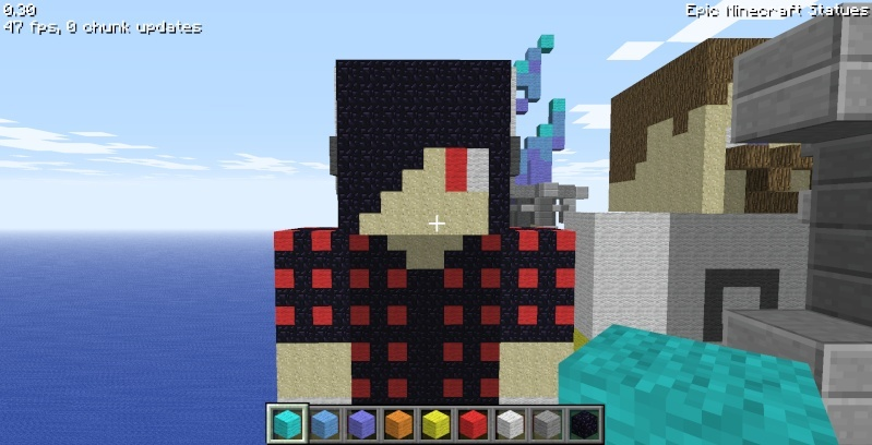 Epic Minecraft Statues Screen21