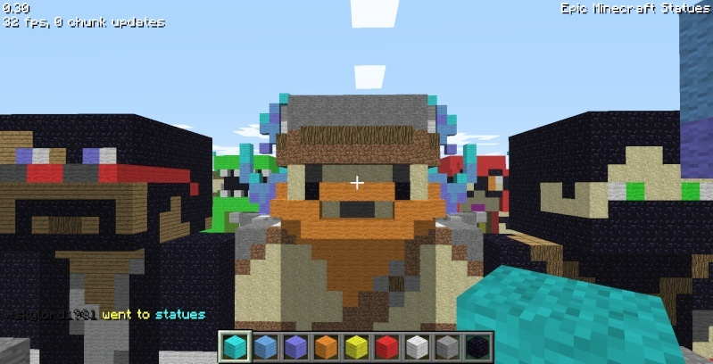 Epic Minecraft Statues Screen32