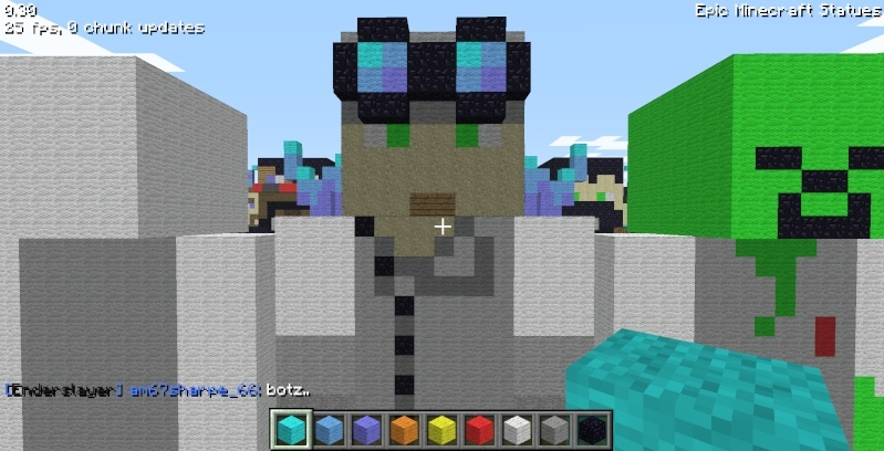 Epic Minecraft Statues - Page 2 Screen39