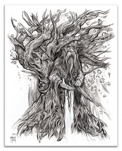 """L'histoire d'Odin """"Wotan"""" Sacrif10"""