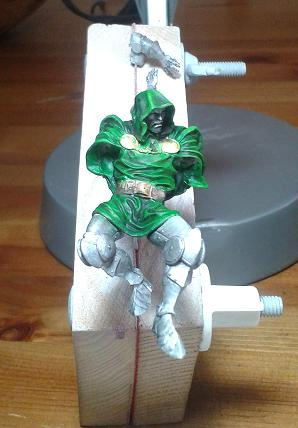 Docteur Doom Knight Models 2013-012