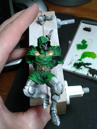Docteur Doom Knight Models 2013-013
