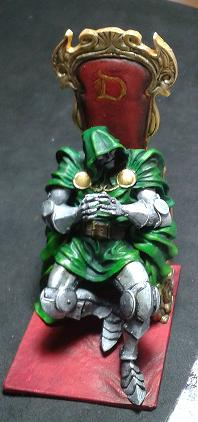 Docteur Doom Knight Models Doom10