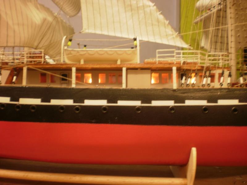 3-mâts barque Belem (Soclaine 1/75°) de legaulois P2010011