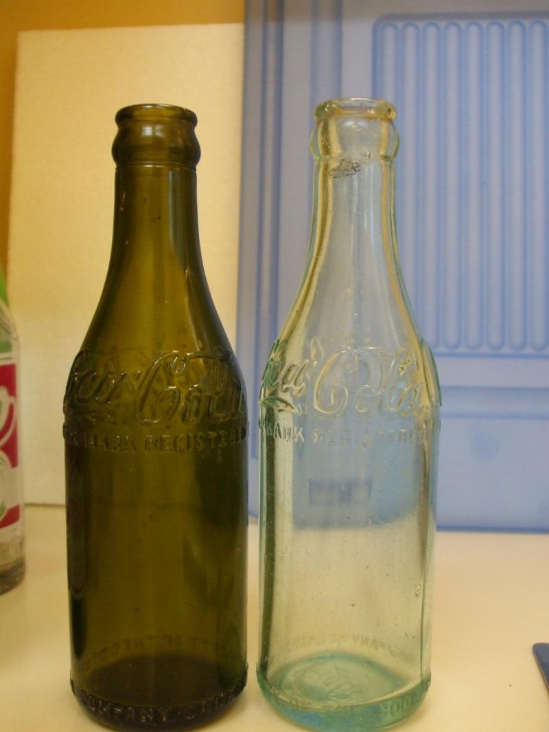 Bouteilles Coca-Cola Dscf1710