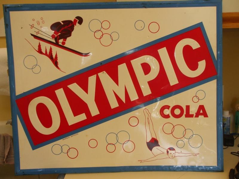 Olympic cola 10oz Dscf1811