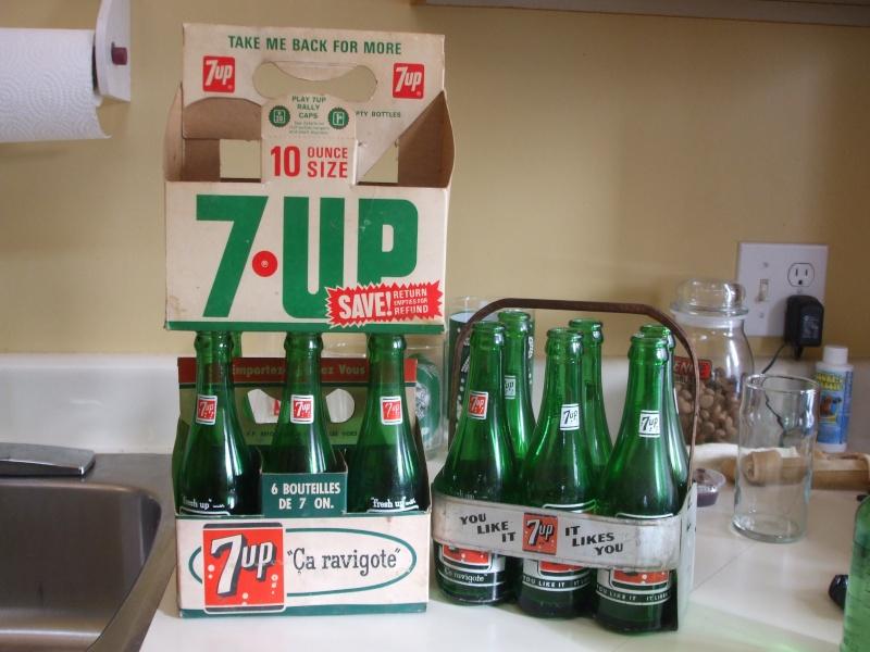 Mes bouteilles 7up Dscf2212