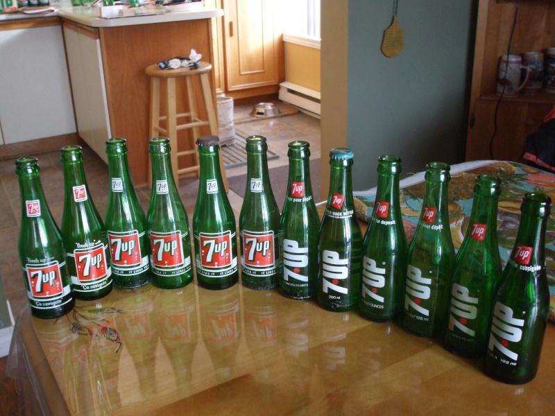 Mes bouteilles 7up Dscf2214