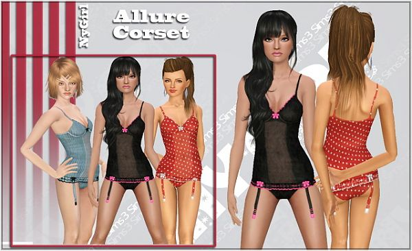 Allure Corset by NyGirl  Sims3u12