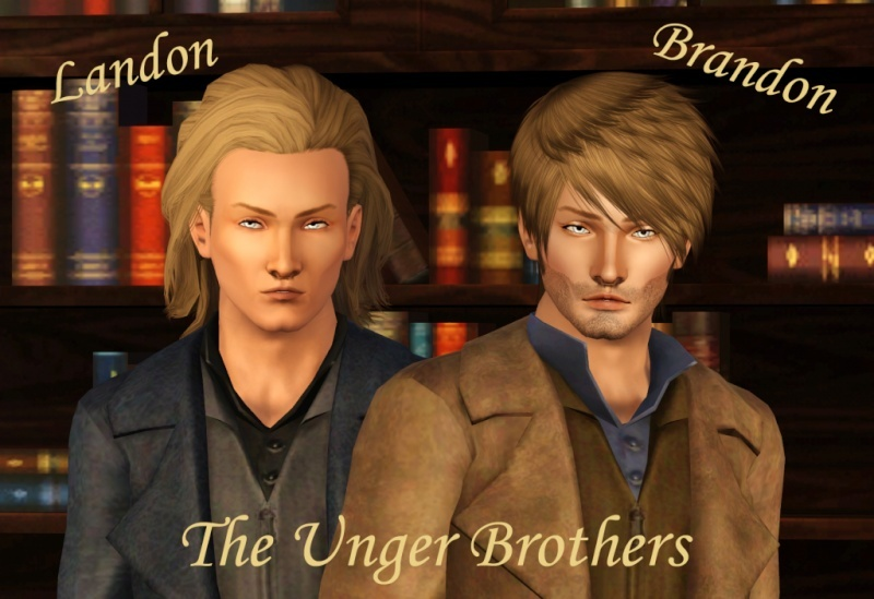 The Unger Brothers Theung10