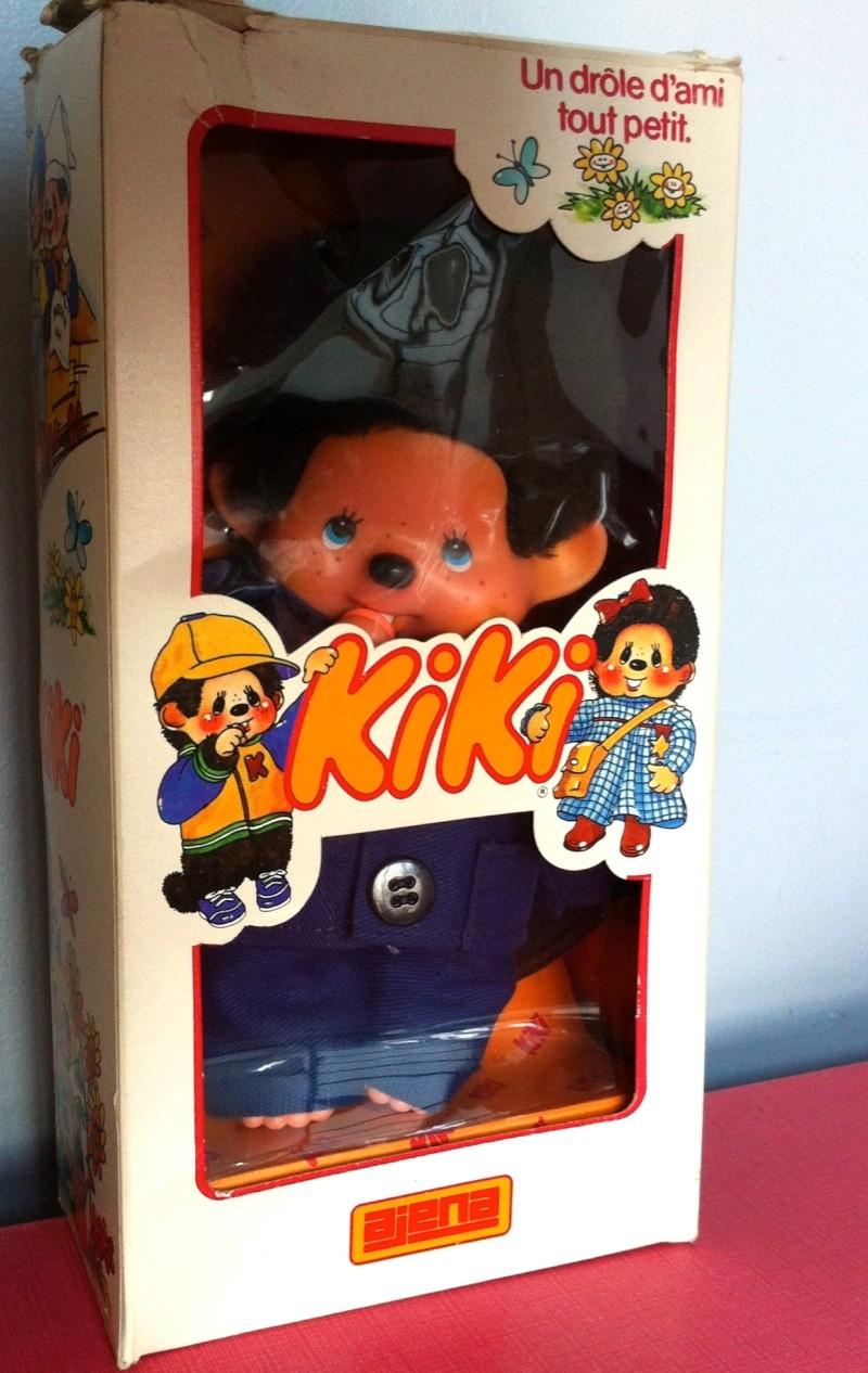 KIKI, le kiki de tout les kiki - Monchichi - Ajena - Page 2 Photo_11