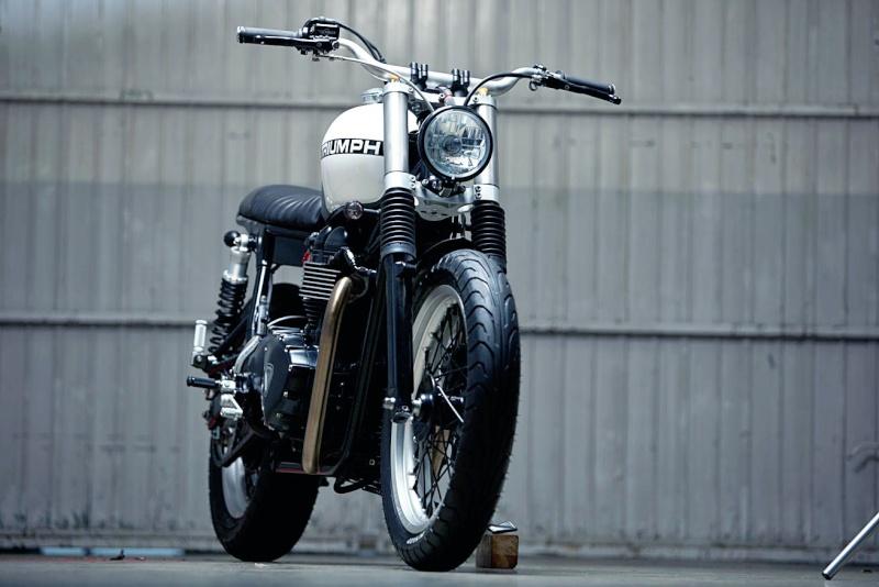 Thruxton Kiddo-Motors  Kiddo210