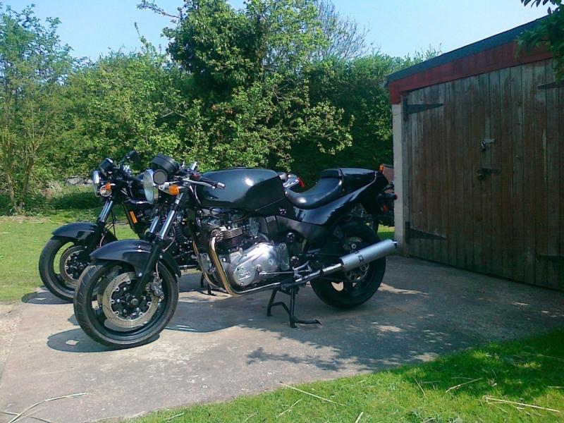 SpeedT3 a moteur T140!!! Bitza British. Tumblr19