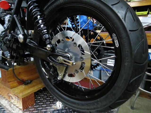 Mule Motorcycle .. Ukt_re10