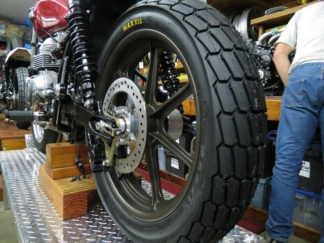 Mule Motorcycle .. Wheels10