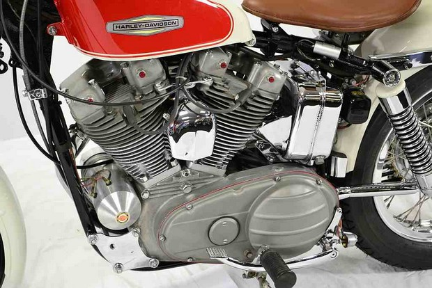 Les vieilles Harley....(ante 84)..... - Page 39 1966_s13